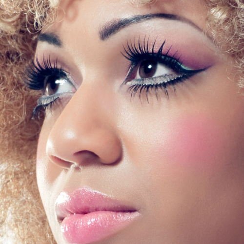 Feminine Eyes