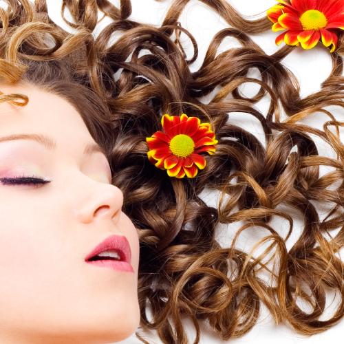Feminine Hair